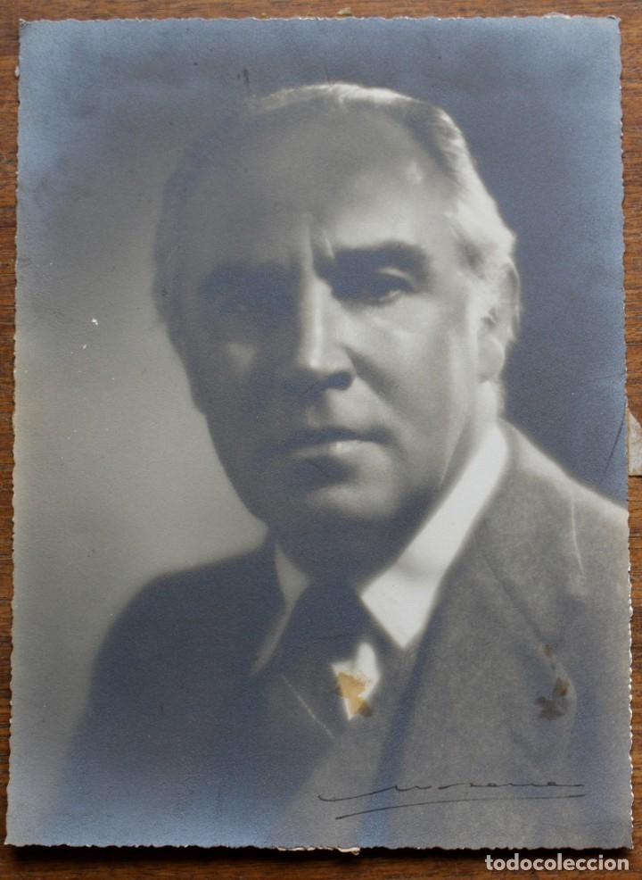 FOTOGRAFIA DE ESTEVE MONEGAL PRATS- FUNDADOR DE MYRURGIA- 1888-1970 (Fotografía - Artística)