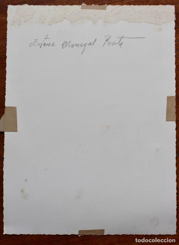 Fotografía antigua: FOTOGRAFIA DE ESTEVE MONEGAL PRATS- FUNDADOR DE MYRURGIA- 1888-1970 - Foto 2 - 182598411