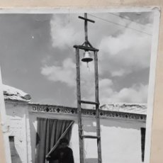 Photographie ancienne: FOTO DE IGLESIA... / FOTOGRAFIA DE GARAY. AVILES. Lote 182612723
