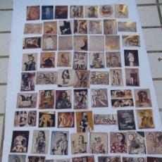 Fotografía antigua: COLECCIÓN DE LAS 80 FOTOGRAFÍAS ORIGINALES DEL CATÁLOGO EXPOSICIÓN 1985. MEETING IN MONTREAL. Lote 182853041