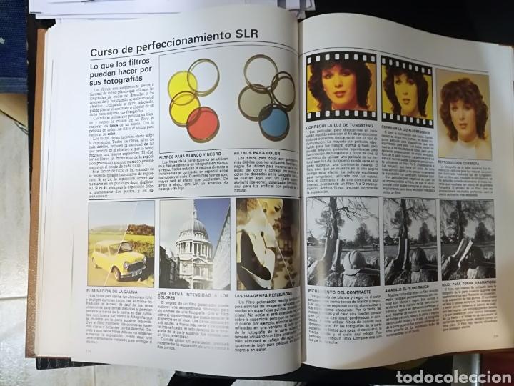 Fotografía antigua: Enciclopedia Planeta de la Fotografia 8 tomos - Foto 2 - 183295055