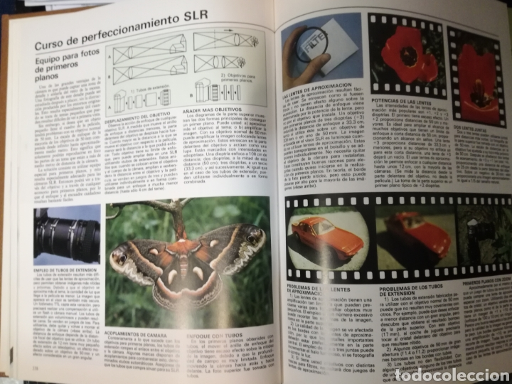 Fotografía antigua: Enciclopedia Planeta de la Fotografia 8 tomos - Foto 4 - 183295055