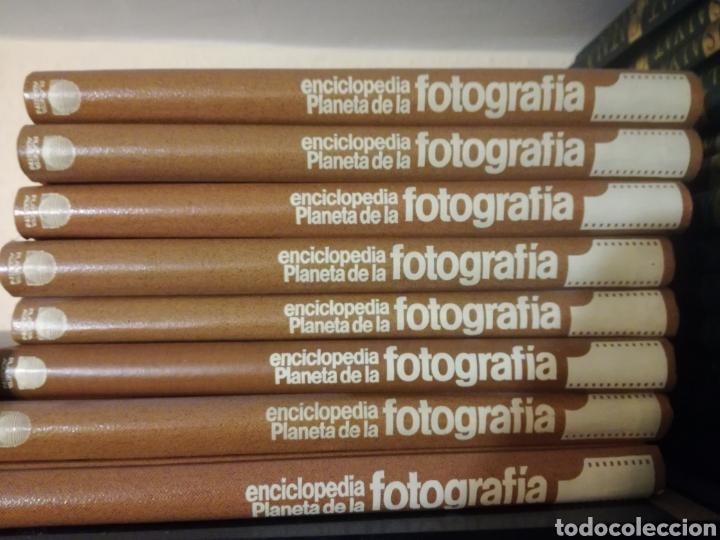 ENCICLOPEDIA PLANETA DE LA FOTOGRAFIA 8 TOMOS (Fotografía - Artística)