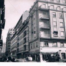 Fotografía antigua: VALENCIA. CALLE QUEVEDO Y CALLE HUESCA AÑOS 60. Lote 183581985