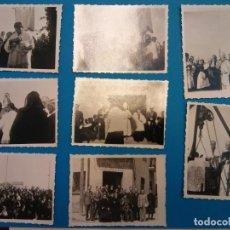 Fotografía antigua: LOTE FOTOGRAFÍAS ANTIGUAS. Lote 183809888