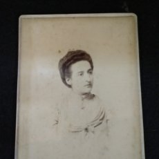 Fotografía antigua: ANTIGUA FOTOGRAFÍA J.E.PUIG BARCELONA. Lote 183886550