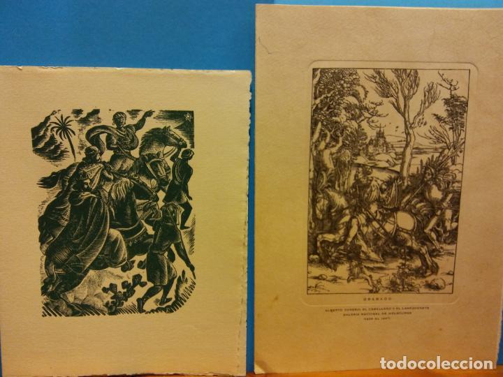 Fotografía antigua: LOTE DE HERMOSAS POSTALES Y TARJETAS NAVIDEÑAS - Foto 23 - 184077135