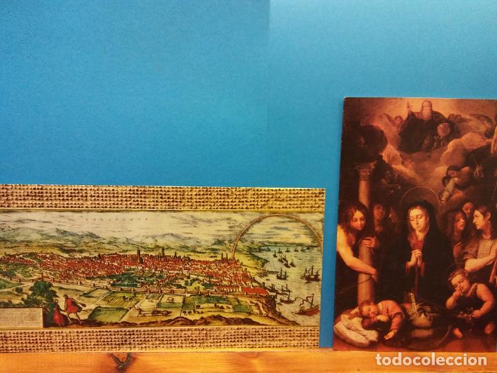 Fotografía antigua: LOTE DE HERMOSAS POSTALES Y TARJETAS NAVIDEÑAS - Foto 40 - 184077135