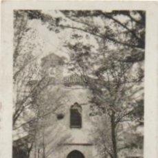 Fotografía antigua: FOTOGRAFIA DE RONDA. MALAGA. NUESTRA SEÑORA DE GRACIA. FOTO LOZANO. 8,8X6 CM. FOTSEV-913. Lote 184095830