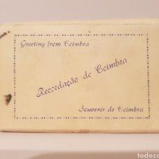 Fotografía antigua: 20 FOTOGRAFÍAS, RECORDAÇAO DE COIMBRA(FEITO IN PORTUGAL) 6×9 CTM.. Lote 184144233