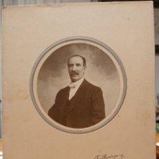 Fotografía antigua: FOTO VALLADOLID, FOTOGRAFÍA BARIEGO, ORIGINAL,GRAN CALIDAD, PP SIGLO XX. Lote 184471921