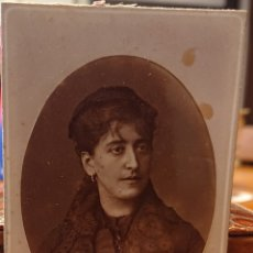 Fotografía antigua: VALLADOLID, FOTOGRAFÍA EGUREN DE 1915. RETRATO.. Lote 186061453