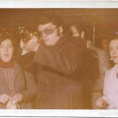 Fotografía antigua: == N701 - FOTOGRAFIA - JOVEN EN EL TIRO AL BLANCO - 1972. Lote 186086133