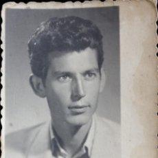 Fotografía antigua: FOTOGRAFÍA CABALLERO . Lote 186401650