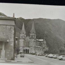 Fotografía antigua: FOTOGRAFÍA A IDENTIFICAR - COVADONGA ASTURIAS. Lote 186838836