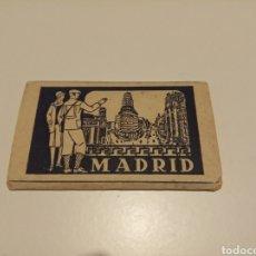 Fotografía antigua: MADRID FOTOGRAFÍAS ANTIGUAS. Lote 188516667