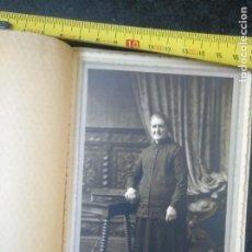 Photographie ancienne: FOTO ANCIANA VASCA BILBAO ZALDUA, FINALES DEL XIX O PRINCIPIOS DEL XX. Lote 188717693