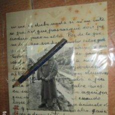 Fotografía antigua: FRANCISCO LL. A. SOLDADO ALICANTE DIVISION AZUL SOLDADO EN ALEMANIA Y GUERRA CIVIL ESPAÑOLA. Lote 97217099