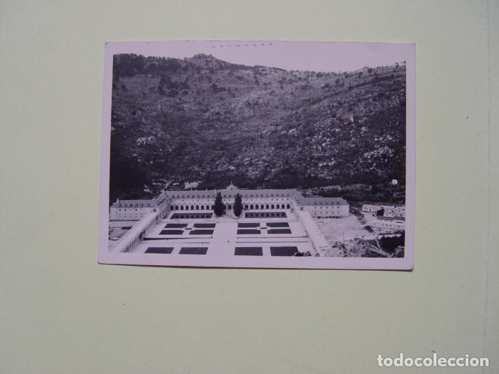 FOTOGRAFÍA ANTIGUA: VALLE DE LOS CAÍDOS (1960) B/N ¡ORIGINAL! ¡COLECCIONISTA! (Fotografía - Artística)