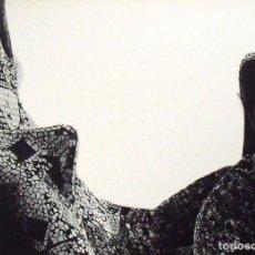 Fotografía antigua: LEOPOLDO POMÉS. FOTOGRAFÍA ARTÍSTICA. LA PEDRERA. SELLO SECO RENÉ METRAS. NUMERADA 191/200. 1967.. Lote 180169906