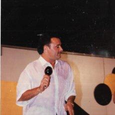 Fotografía antigua: *** AG291 - FOTOGRAFIA - JOVEN ACTUANDO - 1992 - 20 X 15 CM.. Lote 189721010