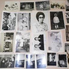 Fotografía antigua: LOTE DE 23 FOTOGRAFIAS DIVERSOS FOTOGRAFOS DE BADAJOZ, AÑOS 60. Lote 190048962
