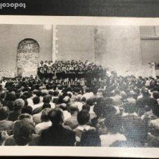 Fotografía antigua: FOTOGRAFÍA DEL CAN CORAL DE LLORENÇ DEL PENEDES TARRAGONA 1960'S. . Lote 190442865