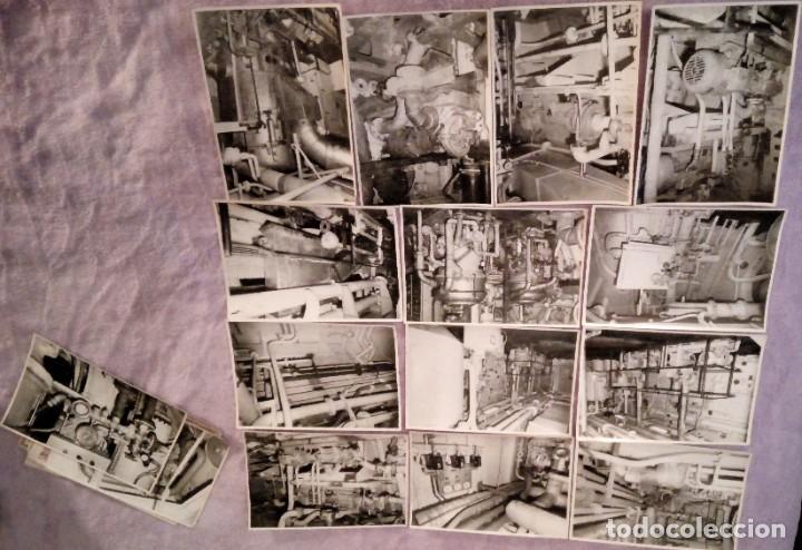 FOTOGRAFIAS ORIGINALES DE ÉPOCA ANTIGUO ASTILLERO NAVAL SESTAO BIZKAIA ARCHIVO FOTOGRÁFICO MUY RARAS (Fotografía - Artística)