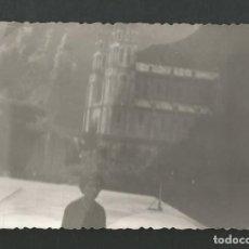 Fotografía antigua: ANTIGUA FOTOGRAFIA - COVADONGA - ASTURIAS. Lote 191118077