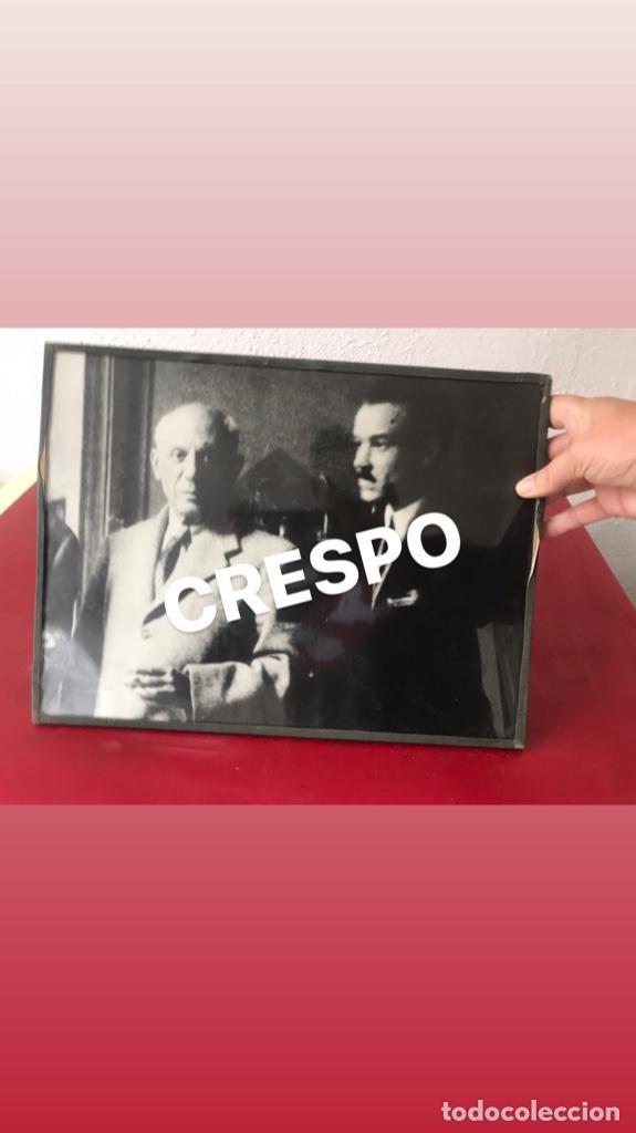Fotografía antigua: FOTOGRAFÍA DE PABLO PICASSO 1950'S. - Foto 3 - 192032336