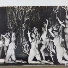 Fotografía antigua: FOTO DE CABARET. Lote 192568942