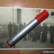 Fotografía antigua: IMPORTANTE !! FOTO CARCEL ALICANTE ALTOS MANDOS FALANGE 1941 MISA HOMENAJE X JOSE ANTONIO. Lote 192912032