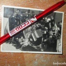 Fotografía antigua: TUNA DE ALICANTE ANTIGUA FOTO MANUSCRITA REVERSO 1962. Lote 192938780