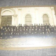 Fotografia antica: ANTIGUA FOTOGRAFIA COLEGIO SAN JOSE VALENCIA. Lote 193494618