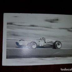 Fotografía antigua: FÓRMULA 1 - 3 FOTOGRAFÍAS ORIGINALES DE LOS AÑOS 60. Lote 194109978