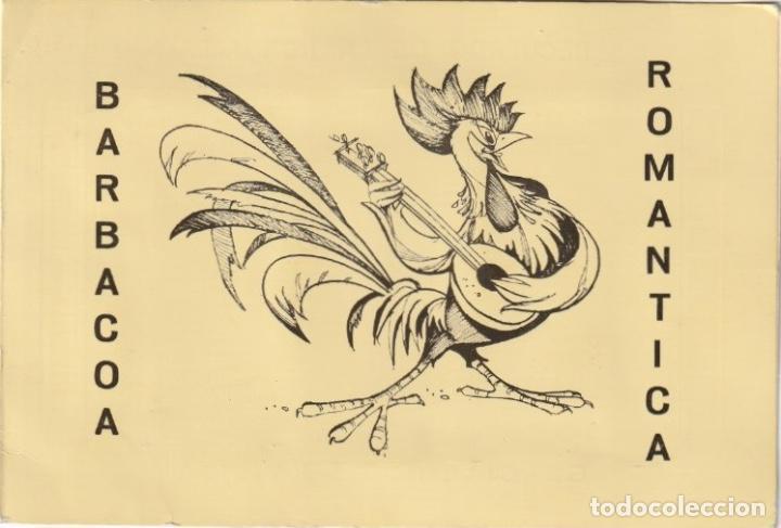 Fotografía antigua: BARBACOA ROMANTICA RECUERDO RONDALLA PUERTO DE LA CRUZ TENERIFE SALON LIDO SAN TELMO -R-8 - Foto 3 - 194237190