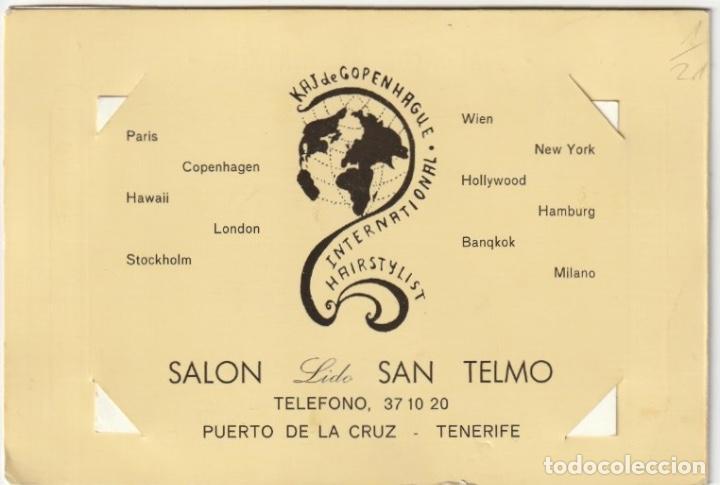 Fotografía antigua: BARBACOA ROMANTICA RECUERDO RONDALLA PUERTO DE LA CRUZ TENERIFE SALON LIDO SAN TELMO -R-8 - Foto 4 - 194237190