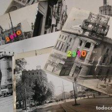 Fotografía antigua: VALENCIA ANTIGUA FOTOS LA CIUDAD DE VALENCIA SITIOS EMBLEMATICOS AÑOS 20 TAMAÑO 17,50 X 23. Lote 194247526