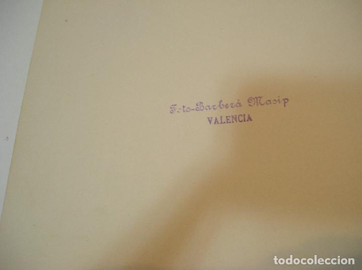 Fotografía antigua: valencia antigua fotos la ciudad de valencia años 20 foto barbera masip 18 x 24 - Foto 17 - 194247936