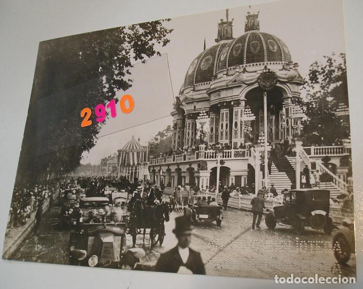 VALENCIA ANTIGUA FOTOS LA CIUDAD DE VALENCIA AÑOS 20 FOTO BARBERA MASIP 18 X 24 (Fotografía - Artística)