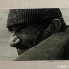 Fotografía antigua: FOTOGRAFA ORIGINAL DE MARSHALL COHEN . Lote 194266583