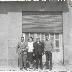 Fotografía antigua: == GG118 - FOTOGRAFIA - GRUPO DE AMIGOS. Lote 194294605