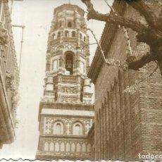 Fotografía antigua: == GG124 - FOTOGRAFIA - BONITA TORRE DE UNA CATEDRAL. Lote 194296147