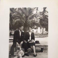 Fotografía antigua: 1928 ORENSE 1 DE MAYO FOTOGRAFIA ANTIGUA. Lote 194332902