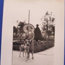 Fotografía antigua: FOTOGRAFIA ANTIGUA ORENSE 1928 1 DE MAYO. Lote 194333136