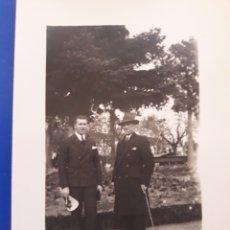 Fotografía antigua: ANTIGUA FOTOGRAFIA DE 1928 ORENSE 1 DE MAYO. Lote 194333234