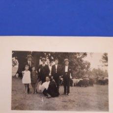 Fotografía antigua: FOTOGRAFIA ANTIGUA DE 1928 ORENSE. Lote 194333318