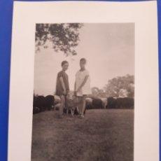 Fotografía antigua: FOTOGRAFIA ANTIGUA ORENSE 1928. Lote 194333430