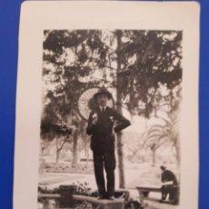 Fotografía antigua: FOTOGRAFIA ANTIGUA ORENSE 1928. Lote 194333521