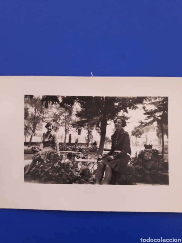 ANTIGUA FOTOGRAFIA 1928 ORENSE 1 DE MAYO (Fotografía - Artística)
